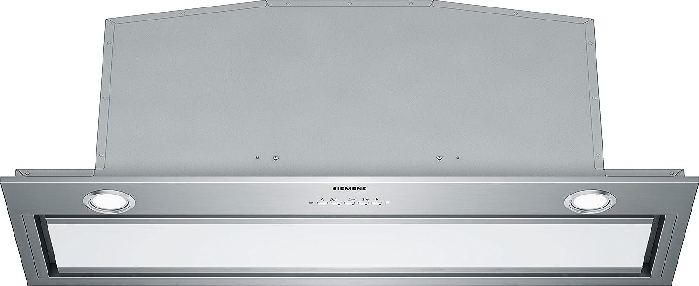Siemens LB89585 De pared Acero inoxidable 820m³/h A - Campana (820 m³/h, Canalizado/Recirculación, 64 dB, 320 m³/h, 50 cm, 65 cm)