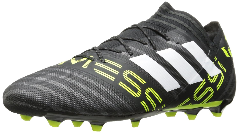 adidas Men's Nemeziz Messi 17.2 FG Soccer Shoe, BlackWhite