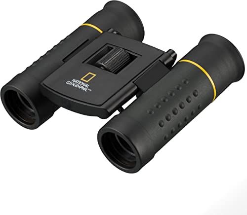 National Geographic 8×21 Pocket Binoculars