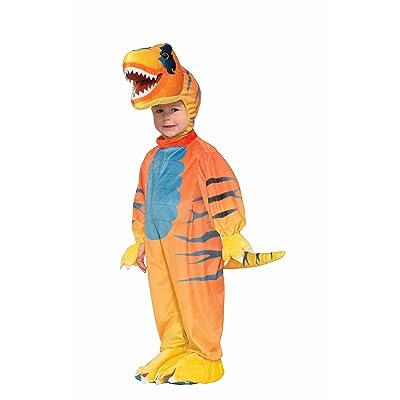 Forum Novelties Kids Rascally Raptor Costume, Multicolor, Toddler: Toys & Games