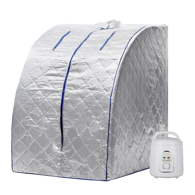 amazon com portable personal steam sauna spa therapeutic slim