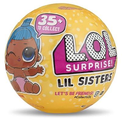 LOL Surprise LIL Sisters Series 3 Wave 2: Juguetes y juegos