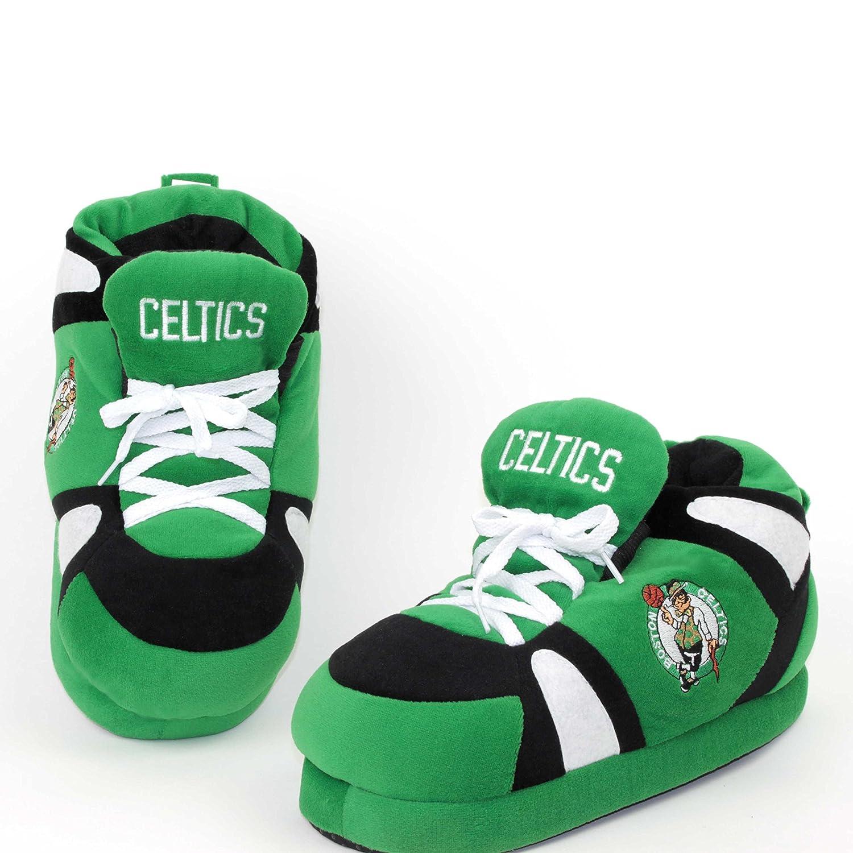 Ufficiale Sleeper'z con Celtics NBA Pantofole Licenza Boston wxqSfZP