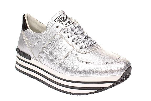 2220-black Post Xchange CARLY 75 Damen Schuhe Sneaker