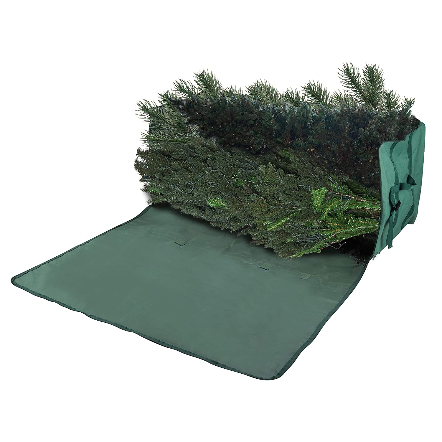Amazon.com  Elf Stor 83-DT5030 Heavy Duty Canvas Christmas Storage Bag  Large for 9 Foot Tree 39786d32f1e1c