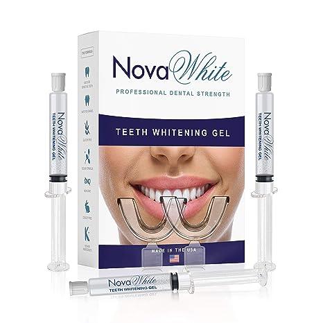 Buy Best Teeth Whitening Gel Novawhite 4 Made In Usa Online At