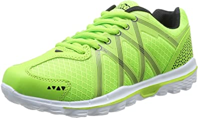 Softee Race, Zapatillas de Running para Hombre, Verde/Blanco/Negro, 45 EU: Amazon.es: Zapatos y complementos