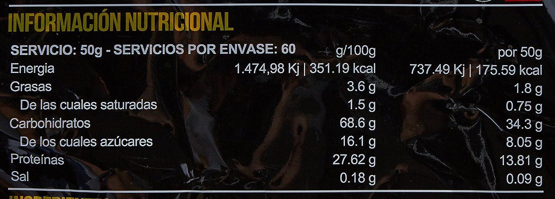 BigMan Ultimate Furiux Mass 6.8 Kg - 15lbs Fresa: Amazon.es: Salud y cuidado personal