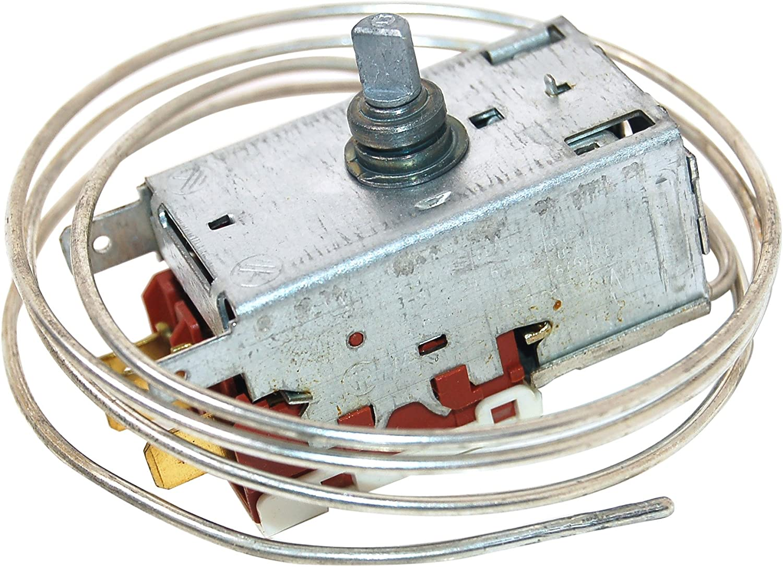 Original Teilenummer 481227128199 Bauknecht K/ühlschrank Gefrierschrank Thermostat k59-l1233