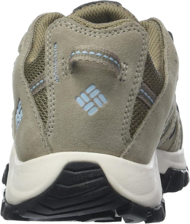 Columbia Canyon Point Waterproof Chaussures de Randonn/ée Basses Homme
