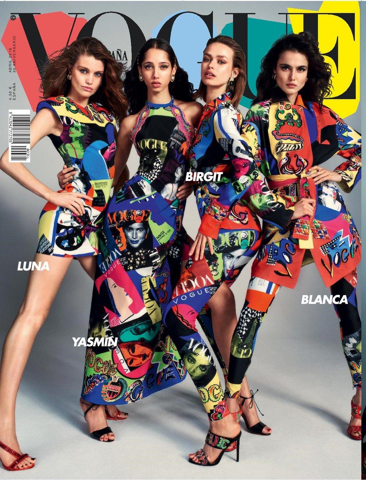 Vogue España. Abril 2018 - Número 361: Amazon.es: Ediciones Conde Nast: Libros
