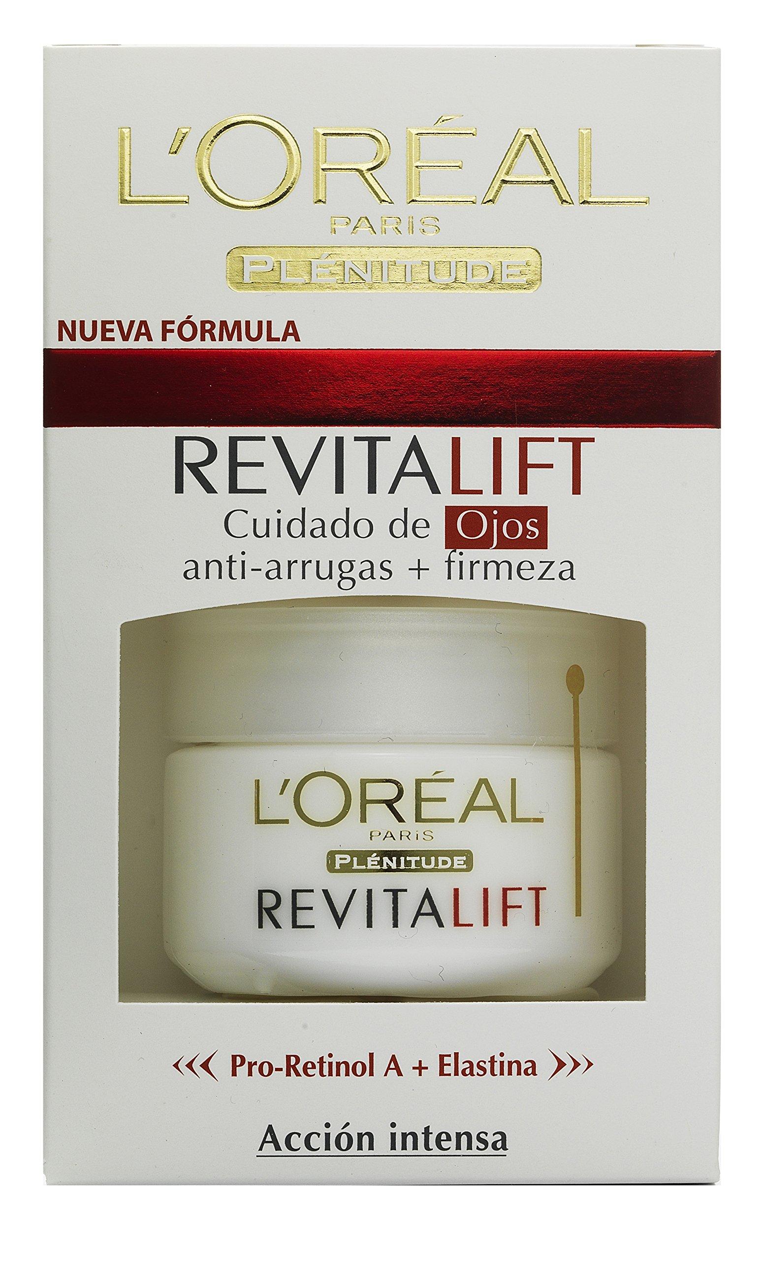 LOreal Paris Dermo Expertise Crema Contorno de Ojos Revitalift - 15 ml product image