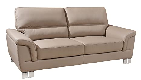 Amazon.com: Gu Industries 9412-rv-s-beige Watson sofá de Gel ...