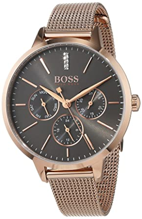 4099f264f Hugo Boss Women's Symphony Watch - 1502424: Amazon.com.au: Fashion