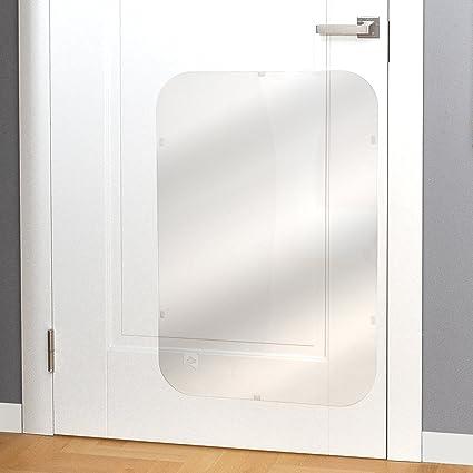 Amazon Petfect Door Scratch Protector Premium Dog Door Cover
