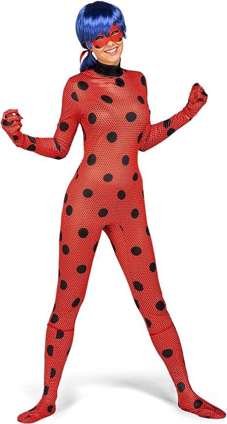 My Other Me Me Me- Ladybug Lady Bug DISFRAZ Color rojo 231161 ...