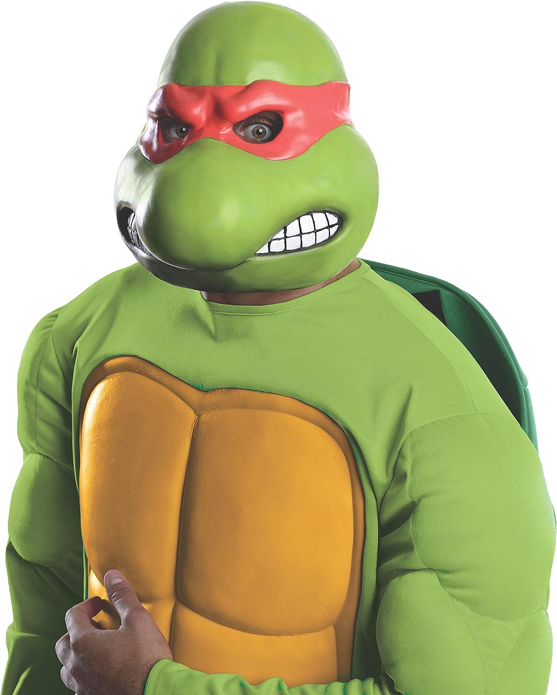 Amazon Com Nickelodeon Teenage Mutant Ninja Turtles Adult Raphael