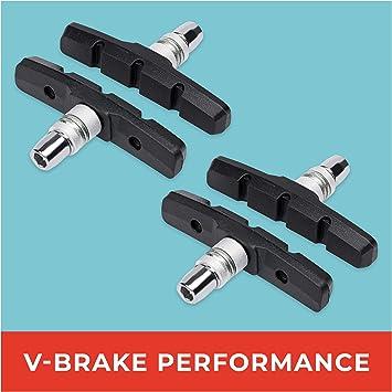 4 Stück 2 Paar Avid Bremsschuhe für V-Brakes