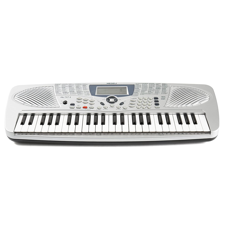 MC 37A teclado para principiantes incl. fuente de alimentación: Amazon.es: Instrumentos musicales