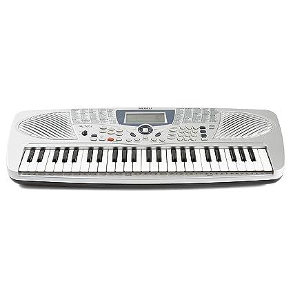 MC 37A teclado para principiantes incl. fuente de alimentación