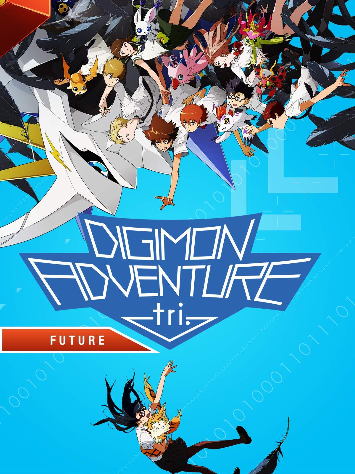 Amazon com: Watch Digimon Adventure tri : Future | Prime Video