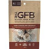The Gluten Free Bar Dark Chocolate Coconut Bites, 113g