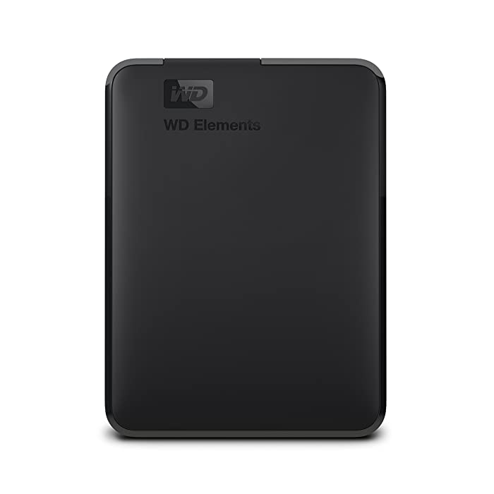 Western Digital 2TB Elements Portable External Hard Drive - USB 3.0 - WDBU6Y0020BBK-WESN