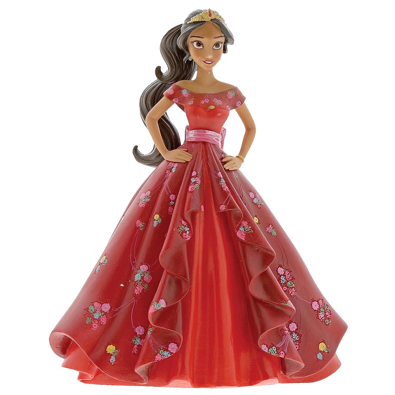 Enesco Disney Showcase Elena of Avalor Stone Resin Figurine, Multicolor