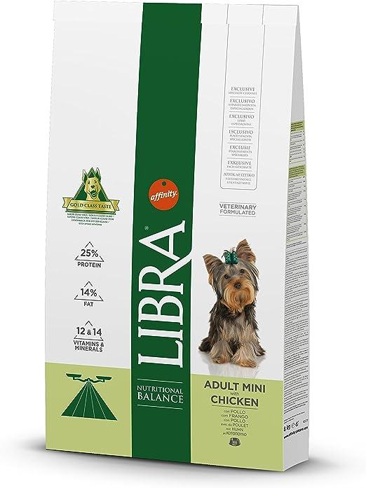 Oferta amazon: LIBRA Dog Mini 8Kg (Ml)