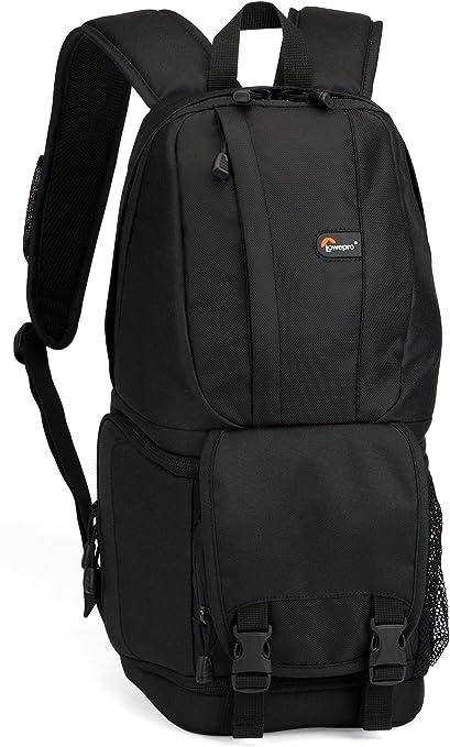 Lowepro Fastpack 100 - Mochila para cámara, Color Negro: Amazon.es ...