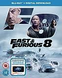 Fast & Furious 8 BD + digital download [Blu-ray] [2017] [Region Free]