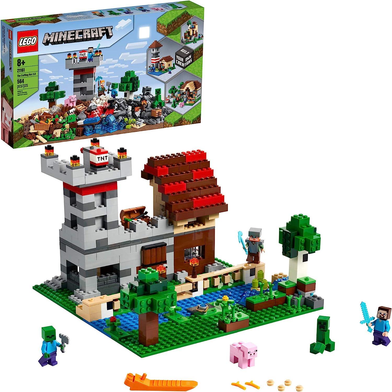 Lego Minecraft A Caixa de Crafting 110.10 10