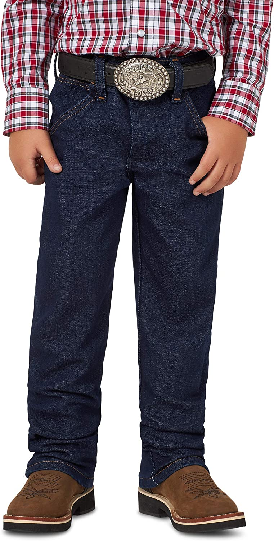 Wrangler Little Boys Original ProRodeo Jeans