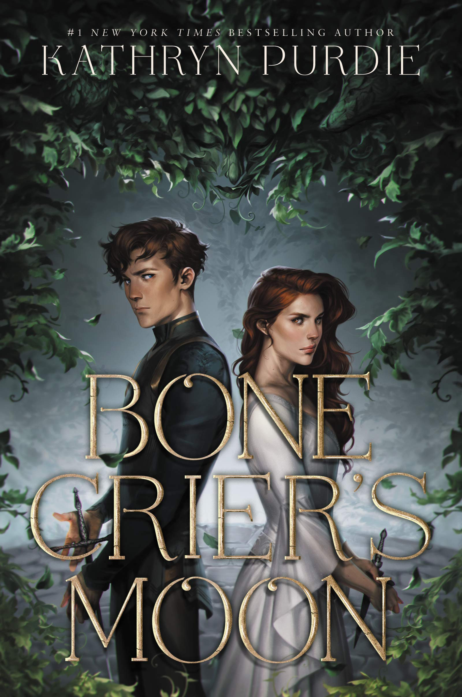 Amazon.com: Bone Crier's Moon (9780062798770): Purdie, Kathryn: Books
