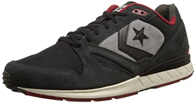 Converse Wave Racer Ox Suede -, Homme, Gris (Black/Iron/Grey Dust), Taille 42