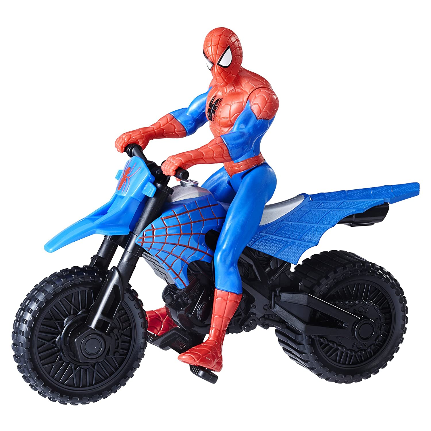 Marvel Spider-Man with Supercross Cycle Hasbro B9706