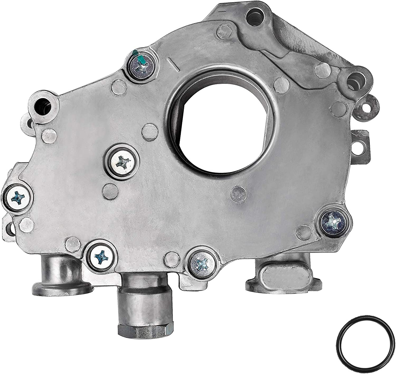 2005-2012 Nissan Pathfinder ADIGARAUTO M525 Engine Oil Pump Fit for 2012-2015 Nissan NV3500 2009-2012 Suzuki Equator 2005-2015 Nissan Xterra