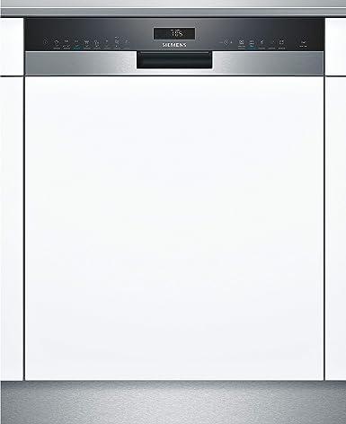 Siemens SN558S02ME lavavajilla Semi-incorporado 14 cubiertos A++ ...