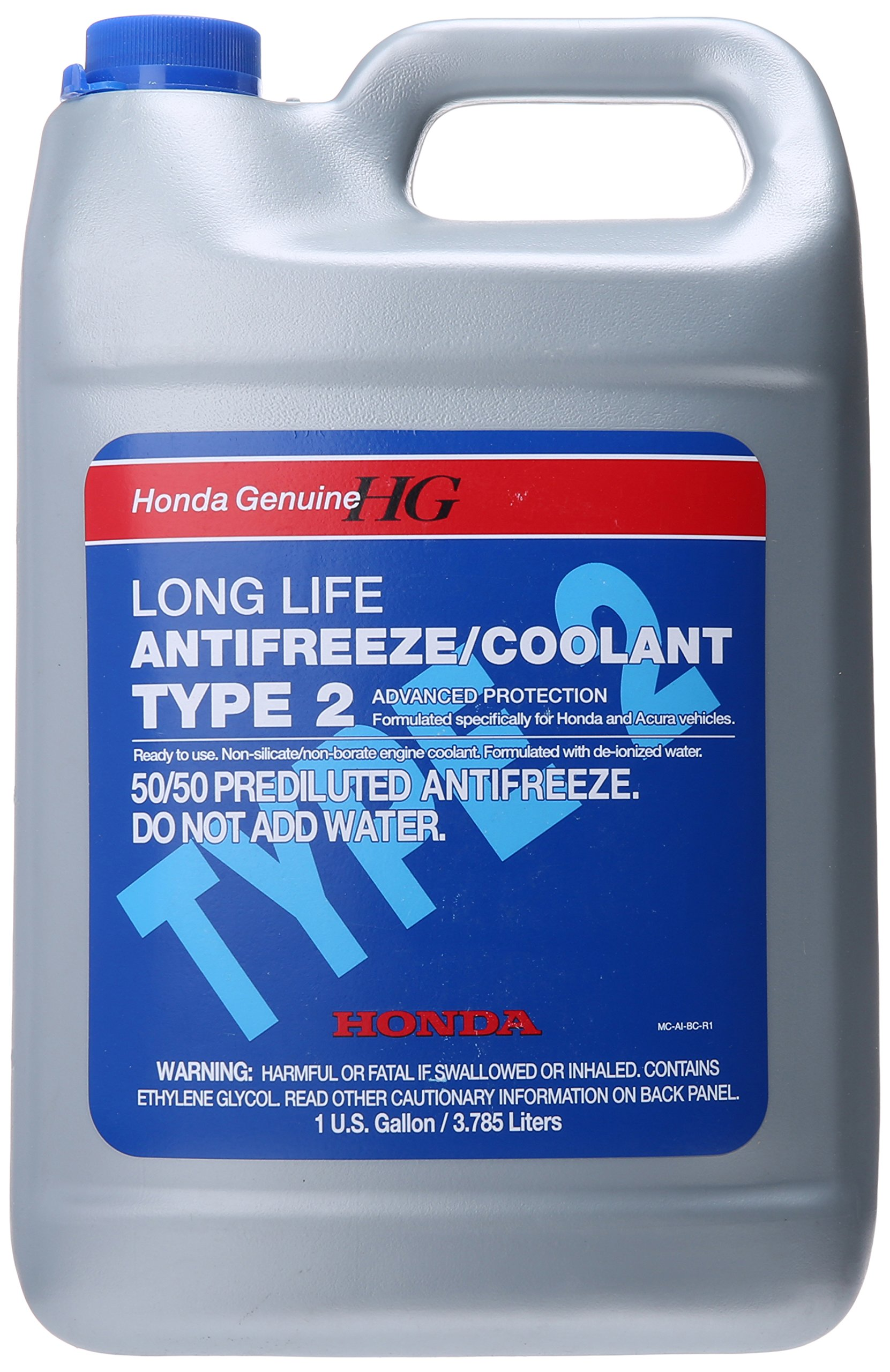 Genuine Honda Long Life Coolant