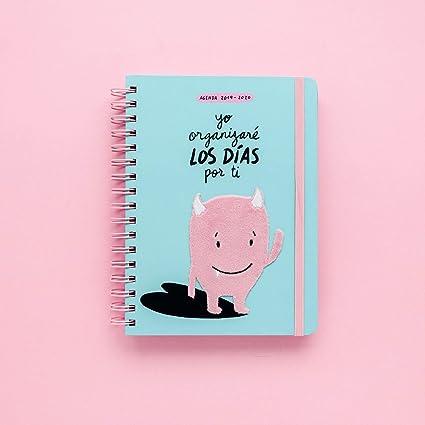 Agenda escolar 2019-2020 Lyona (TANTANFAN): Lyona: Amazon.es ...