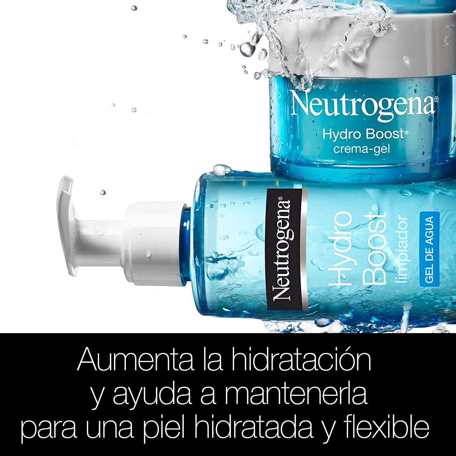 Neutrogena Hydro Boost Limpiador Gel De Agua 200ml Amazon Ca Beauty