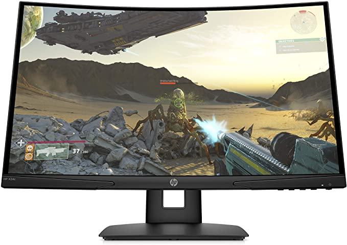 24 Zoll Curved-Monitore mit 144 Hz HP