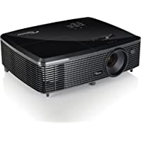 Optoma HD142X Full HD 1080p 3000-Lumens DLP 3D Home Theater Projector - Refurbished + Krazilla Bluetooth Earphone