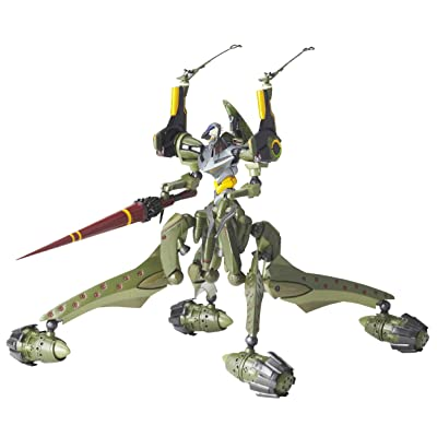 Revoltech Neo 077 EVA-05 New Movie Edition Action Figure: Toys & Games