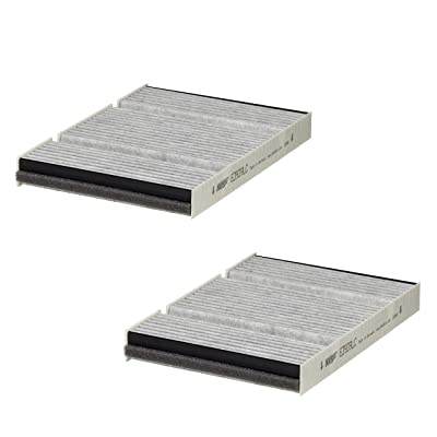 Hengst E3939LC-2 Cabin Air Filter: Automotive