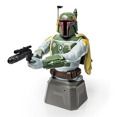 Star Wars, Boba Fett Interactive Room Guard: Toys & Games