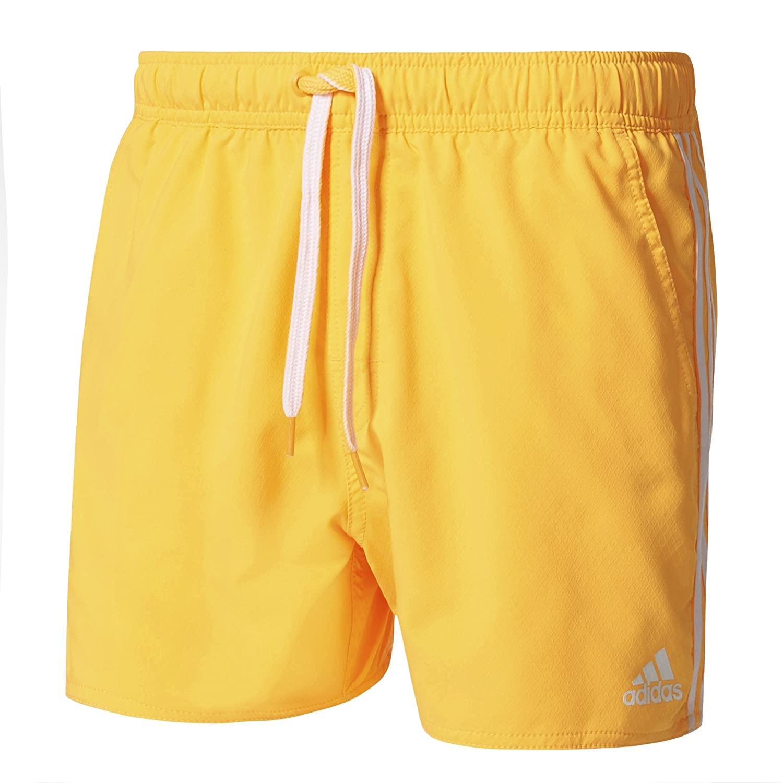 TALLA XL. adidas 3Sa SH Vsl Vers Bañador, Hombre, (Dorsol/Blanco), XL