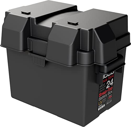 NOCO Snap-Top Battery Boxes