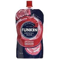 Funkin Strawberry Daiquiri Cocktail Mixer, 8 x 100ml