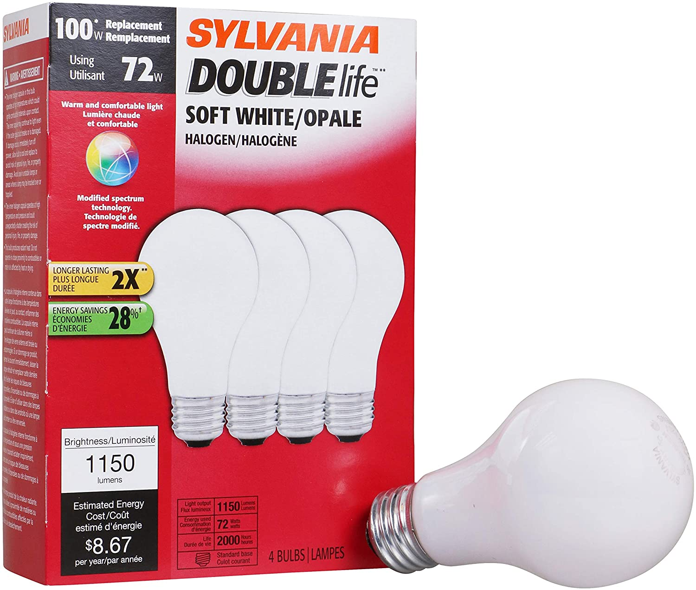 DE3022LL Light Bulb Dome Glove Box InteriDoMap oa 2 Pack Sylvania Long Life